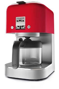 Cafetière filtre COX750RD KMIX ROUGE Kenwood