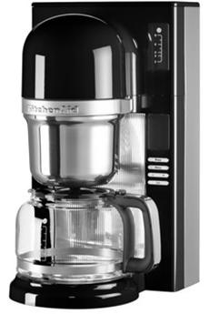 Cafetière filtre 5KCM0802EOB NOIR ONYX Kitchenaid