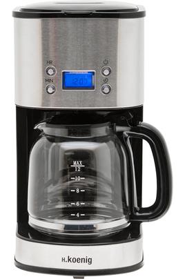 Cafetière filtre H.koenig MG30