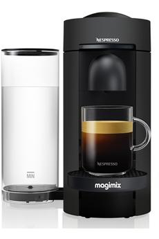 Cafetière à dosette ou capsule Magimix Nespresso Vertuo Plus Black Mat 1,2L Magimix 11395