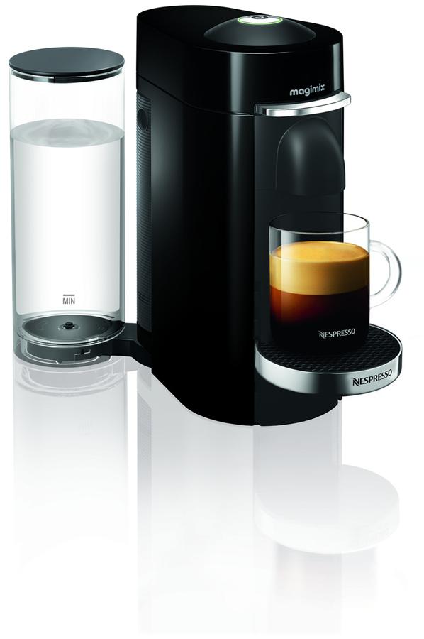 cafeti re filtre magimix nespresso vertuo 11385 11385 4251229 darty. Black Bedroom Furniture Sets. Home Design Ideas