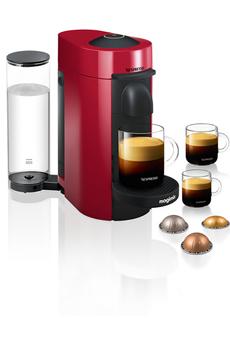 Cafetière à dosette ou capsule Magimix Nespresso Vertuo Plus Rouge 1,2L Magimix 11389