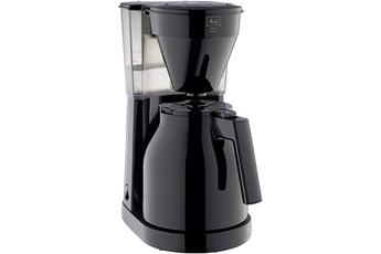 Cafetière filtre Melitta Easy Therm II 1023-06 Noir