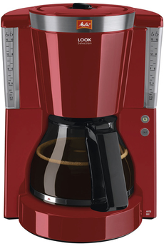 Cafetière filtre LooK IV rouge Melitta