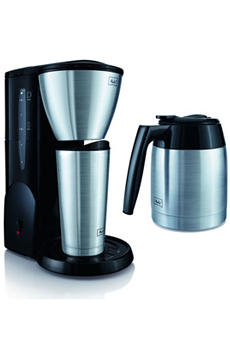 Cafetière SINGLE 5 THERM + MUG M728BK SST Melitta