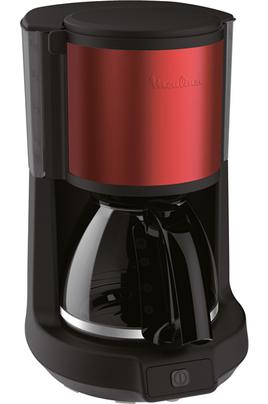 Cafetière filtre Moulinex FG370E11 subito rouge mat