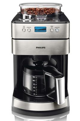 avis clients pour le produit cafeti re filtre philips hd7740 00 avec moulin. Black Bedroom Furniture Sets. Home Design Ideas
