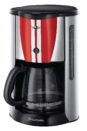 Cafeti re filtre russell hobbs 18517 56 mini cooper darty - Verseuse cafetiere russell hobbs ...