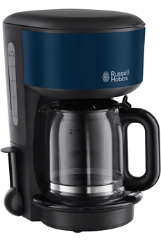 Cafetière filtre 20134-56 COLOURS BLEU ROYAL Russell Hobbs