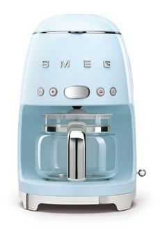 Cafetière filtre Smeg DCF02PBEU BLEU AZUR