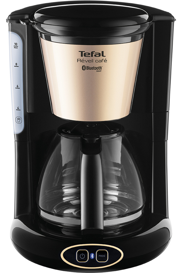 cafeti re filtre tefal cm450800 r veil caf connect. Black Bedroom Furniture Sets. Home Design Ideas