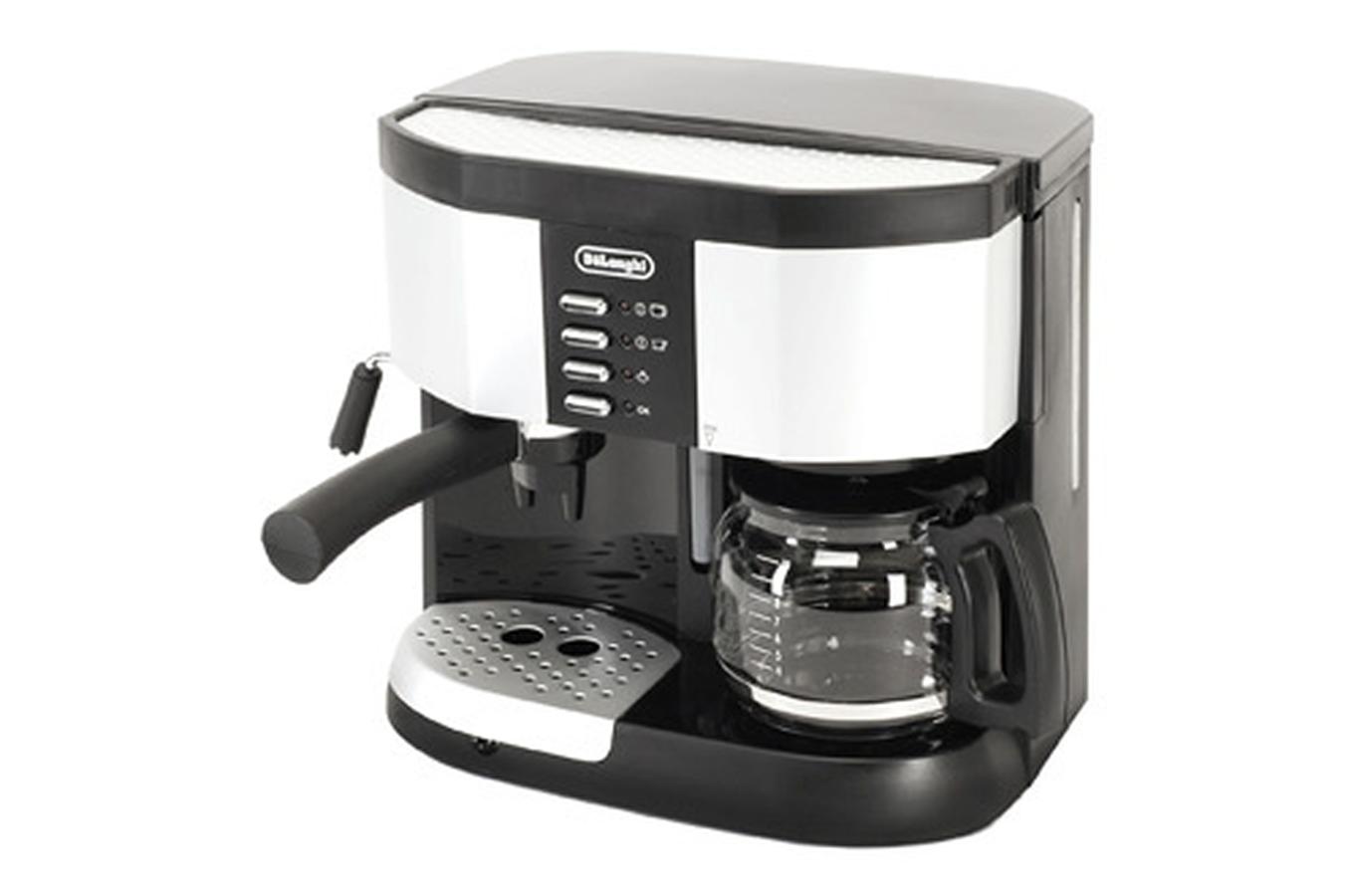 Combin expresso cafeti re delonghi bc0 255 pompe noir bc0255 2302730 d - Choisir sa cafetiere expresso ...