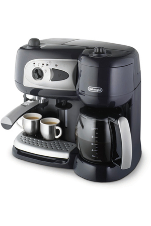 Combin expresso cafeti re delonghi bco 260 cd 1 bco260 cd darty - Cafetiere 2 en 1 ...