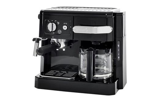 Combiné expresso cafetière BCO 410 Delonghi