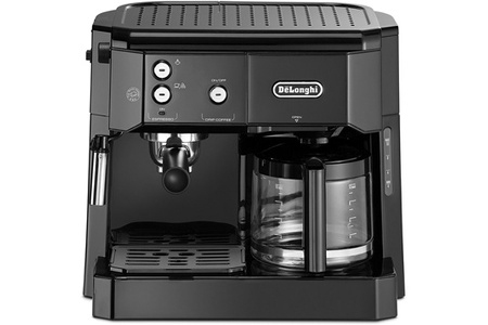 combin expresso cafeti re delonghi bco 411 b darty. Black Bedroom Furniture Sets. Home Design Ideas
