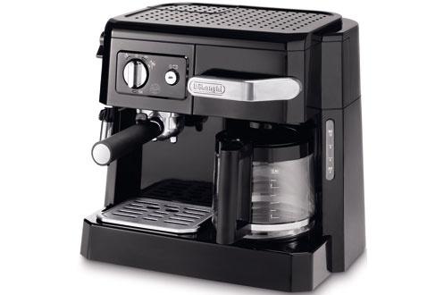 Combiné expresso cafetière BCO 415.1 Delonghi