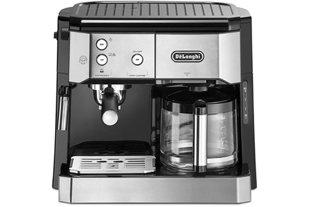 combin expresso cafeti re delonghi bco 421 s darty. Black Bedroom Furniture Sets. Home Design Ideas