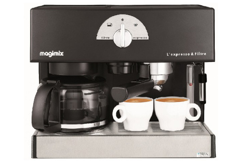 DARTY - Combin� expresso cafeti�re Magimix 11420