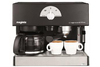 Combiné expresso cafetière 11420 Magimix