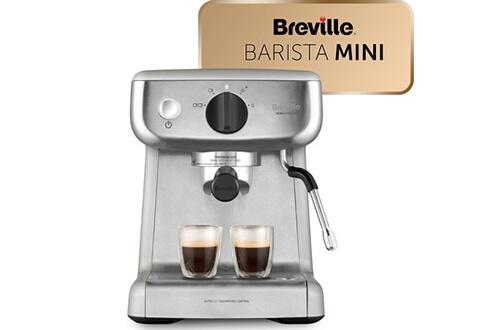 Breville Machine à café - BARISTA MINI VCF125X01