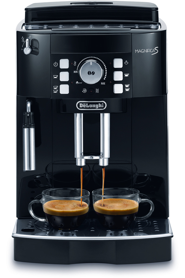expresso avec broyeur delonghi ecam magnifica s. Black Bedroom Furniture Sets. Home Design Ideas