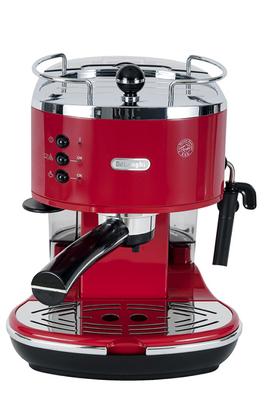 Compatible dosettes E.S.E et café moulu Pression 15 bar - Arrêt manuel Buse vapeur, eau chaude et fonction cappuccino Porte filtre unique pour café moulu ou dosettes