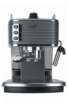 Expresso ECZ351.GY GRIS ACIER Delonghi