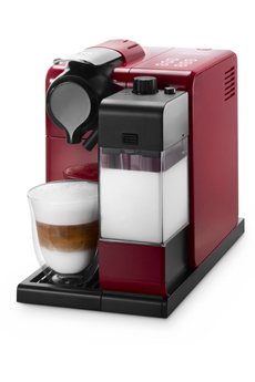 Expresso LATISSIMA TOUCH NESPRESSO ROUGE EN 550 Delonghi