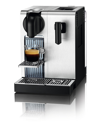 expresso delonghi lattissima pro nespresso aluminium brosse en750 mb lattissima pro nespresso. Black Bedroom Furniture Sets. Home Design Ideas