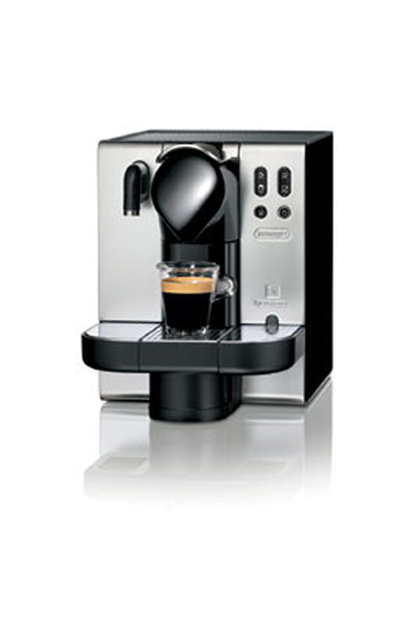 expresso delonghi nespresso lattissima auto metal en680. Black Bedroom Furniture Sets. Home Design Ideas