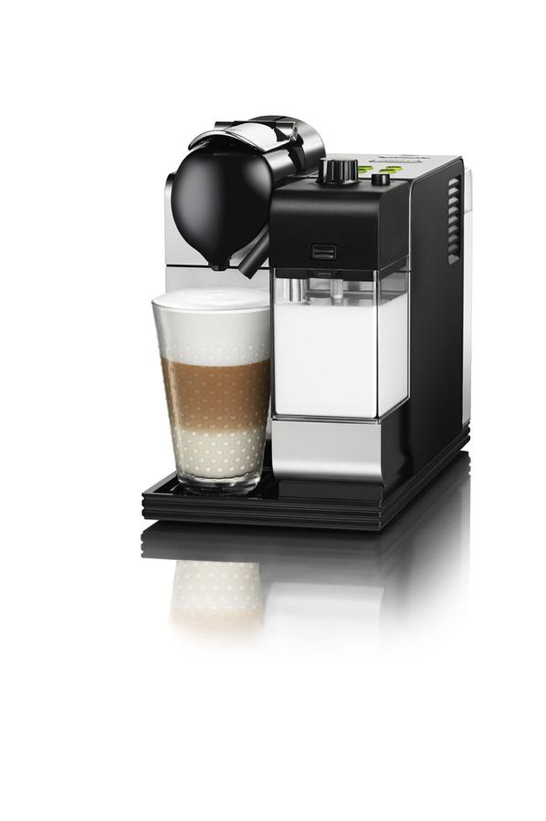 expresso delonghi lattissima nespresso argent givre en520s en520slattissima nespresso. Black Bedroom Furniture Sets. Home Design Ideas