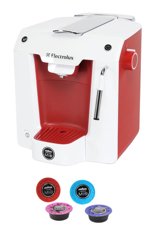 Expresso electrolux elm5100re favola 3574237 darty - Machine a cafe electrolux ...