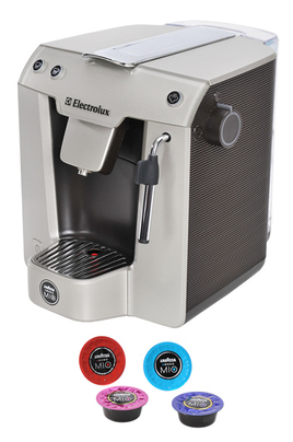 Expresso electrolux elm5200 favola plus 3574245 - Machine a cafe electrolux ...