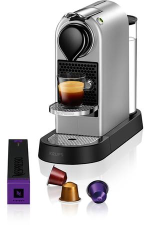 expresso krups nespresso citiz yy2733 yy2733fd darty. Black Bedroom Furniture Sets. Home Design Ideas