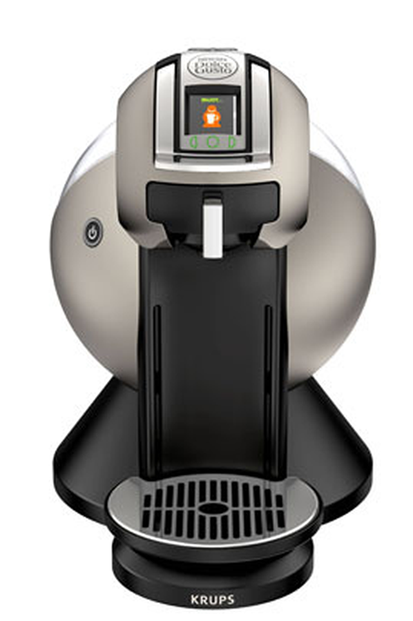 expresso krups dolce gusto yy5052 titane ecran dolcegusto 3354229 darty. Black Bedroom Furniture Sets. Home Design Ideas