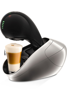 Expresso NESCAFE DOLCE GUSTO MOVENZA SILVER YY2768FD Krups