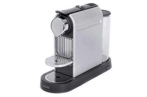 Expresso krups nespresso citiz silver yy1466 yy1466 - Cafetiere a capsule nespresso ...