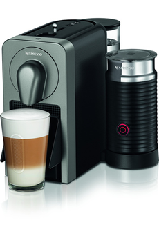 Expresso PRODIGIO & MILK NESPRESSO TITANE YY5101FD Krups