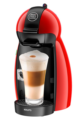 Expresso YY1051 NESCAFE DOLCE GUSTO PICCOLO ROUGE Krups