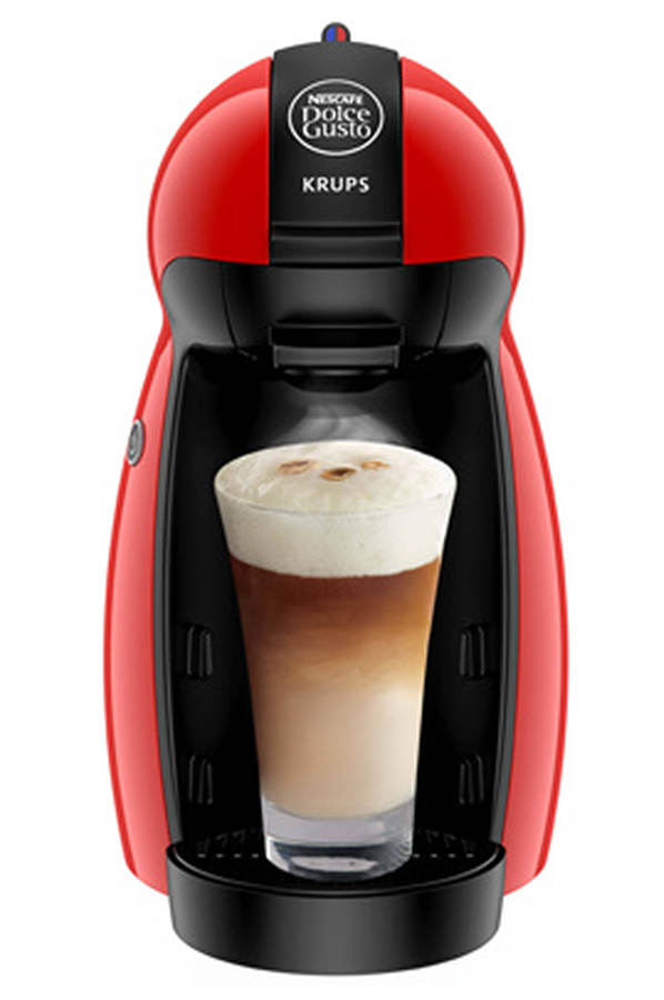 expresso krups yy1051 nescafe dolce gusto piccolo rouge. Black Bedroom Furniture Sets. Home Design Ideas