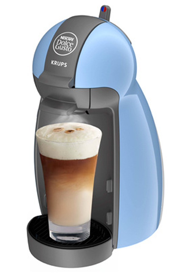 Expresso krups yy1052 dolce gusto piccolo bleu dolce - Cafetiere dolce gusto darty ...