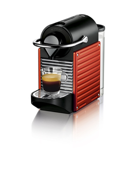 Expresso PIXIE NESPRESSO ROUGE ELECTRIQUE YY1202FD Krups