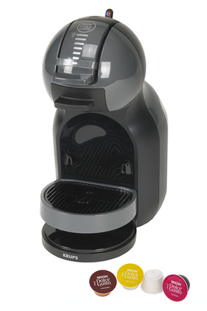 expresso krups nescafe dolce gusto mini me anthracite. Black Bedroom Furniture Sets. Home Design Ideas