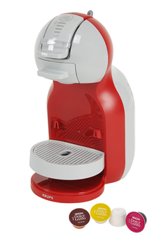 Expresso NESCAFE DOLCE GUSTO MINI ME ROUGE YY1501FD Krups