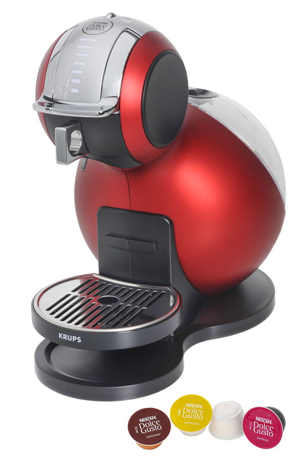 expresso krups nescafe dolce gusto melody rouge yy1651fd dolce gusto 3689948 darty. Black Bedroom Furniture Sets. Home Design Ideas