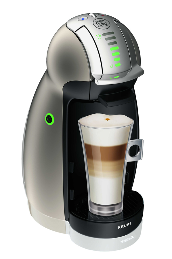 expresso krups yy1780fd nescafe dolce gusto genio titanium. Black Bedroom Furniture Sets. Home Design Ideas