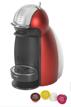 Expresso YY1782FD DOLCE GUSTO GENIO Krups