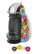 Krups YY1785FD NESCAFE DOLCE GUSTO GENIO BILLY THE ARTIST