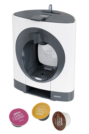 expresso krups nescafe dolce gusto oblo blanc yy2292fd dolce gusto darty. Black Bedroom Furniture Sets. Home Design Ideas