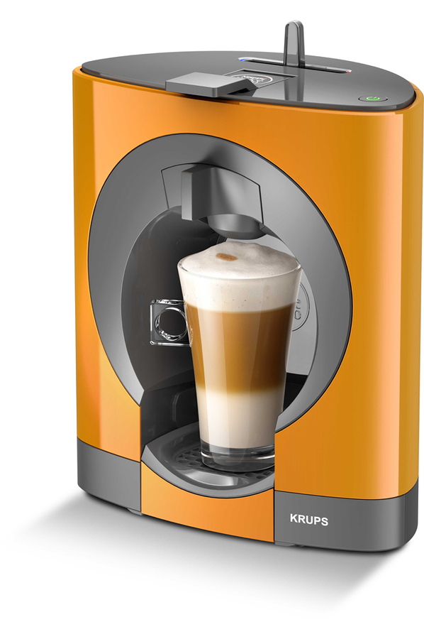 expresso krups nescafe dolce gusto oblo orange yy2293fd yy2293fd oblo orange 4061063 darty. Black Bedroom Furniture Sets. Home Design Ideas